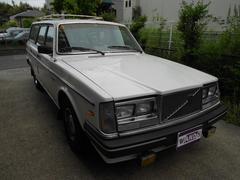 ボルボ240GLワゴン