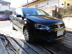 VW ポロTSIコンフォートライン ワンオーナー 禁煙車 ナビ地デジ