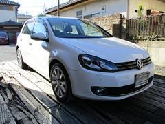 VW ゴルフTSIハイライン ワンオーナー キセノンPKG パドルシフト