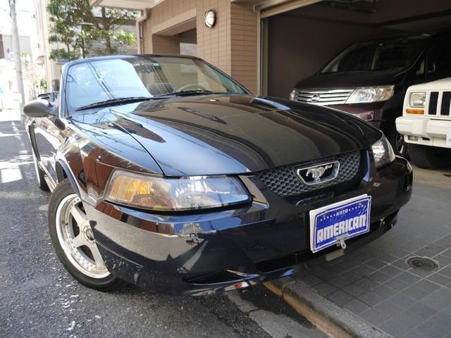 フォード Gコンバーチブル ファイナルモデル メンテナンスノート・取説