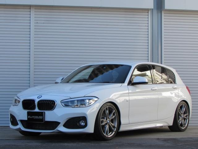 BMW 118d Mスポーツ 1オナ Bカメ 18AW KW車高調