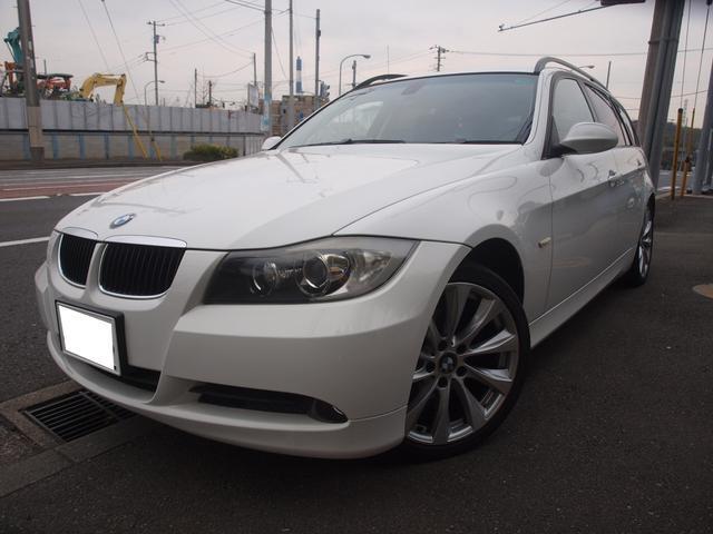BMW 320iツーリング ナビTV ETC HID