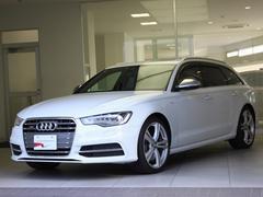アウディ S6アバントLHD サンルーフ 2013モデル ワンオーナー 認定中古車