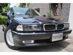 BMW750iLフルオリジナル地デジHDDナビBカメラ整備済1オナ