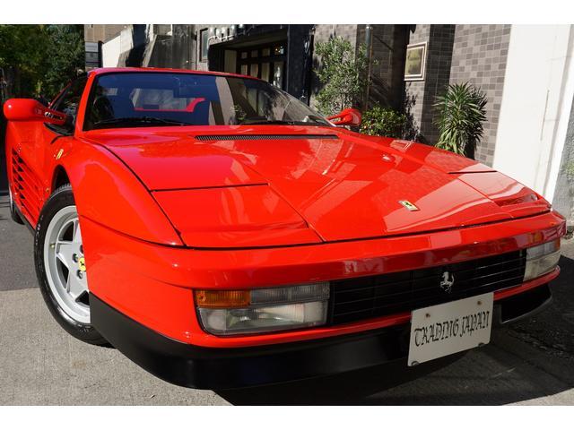 テスタロッサ(フェラーリ) クーペ 中古車画像