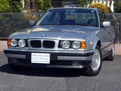 BMW520i ワンオーナー車 全ディラー記録17枚