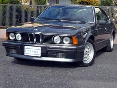 BMW635i CSI ワンオーナー車 ディラー記録18枚
