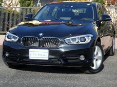 BMW118d スポーツ 全国新車保証 バックカメラ ミラーETC