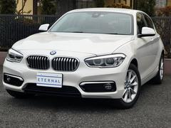 BMW118d スタイル 新車保証継承 取説整備手帳スペアキー
