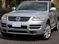 VW トゥアレグW12 エクスクルーシブ 世界150台限定車 地デジ HDD