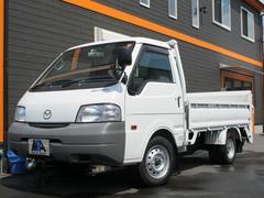 ボンゴトラックDX 新明和垂直パワーゲート