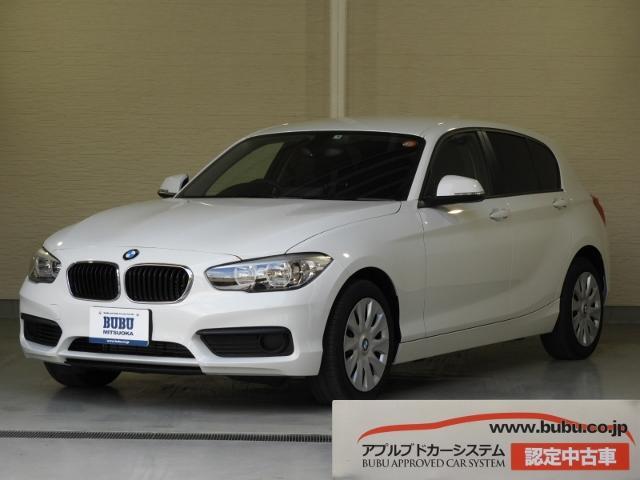 BMW 118i ワンオーナー 新車保証継承 アイドリングストップ