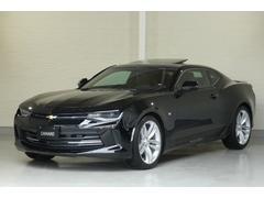 シボレー カマロLT RS  サンルーフ付 新車 アドレナリンレッドレザー