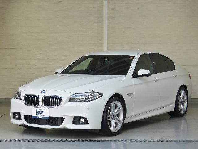BMW 523d Mスポーツ ユーザー様下取車両 Mスポ専用AW