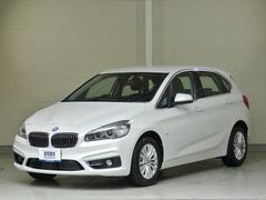 BMW218dアクティブツアラー ラグジュアリー 1オナ HUD