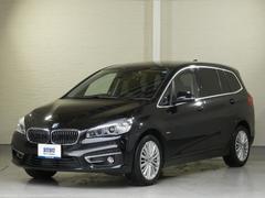 BMW218iグランツアラー ラグジュアリー ACC HUD
