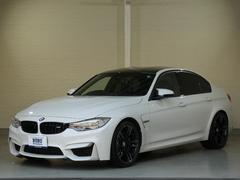 BMWM3 DCT 1オーナー 延長保証継承可能