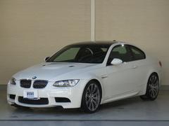 BMWM3クーペ 1オナ 6MT 左ハンドル 純正OP19インチ