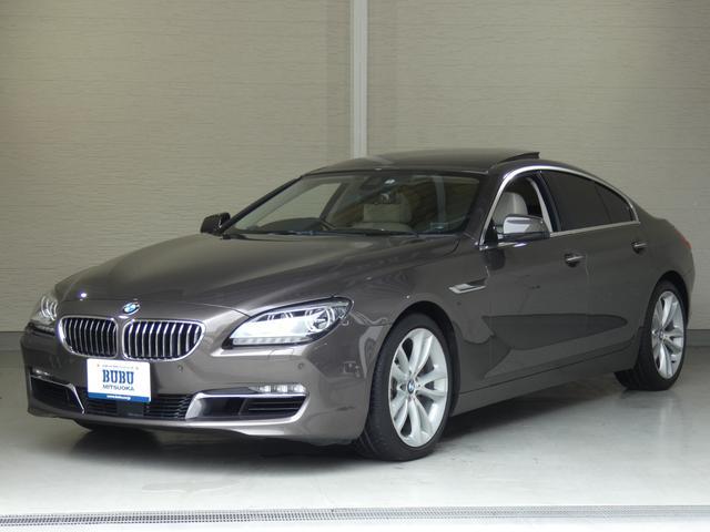 BMW 640iグランクーペ コンフォートPKG SR ACC