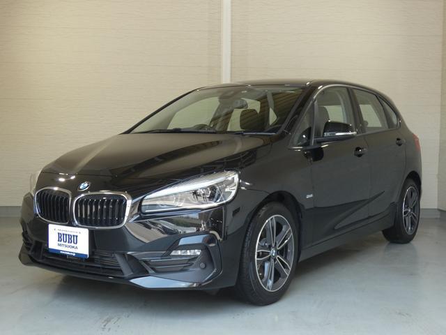 BMW 218dアクティブツアラー スポーツ ワンオーナー 正規D車