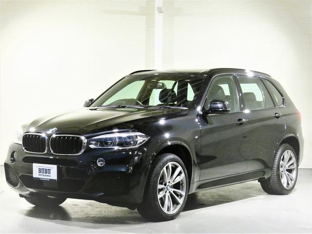 BMW X5 xDrive 35i Mスポーツ パノラマサンルーフ  アダプテイブクルーズコントロール 20インチオプションアルミ  フロントシートリアシートシートヒーター LEDヘッドライト  パワーテールゲート イージークロージャードア