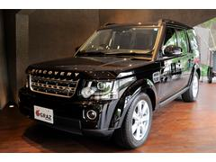 ランドローバー ディスカバリーSE メーカー新車保証