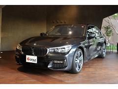 BMW740i ドライバーズED ワンオーナー メーカー保証