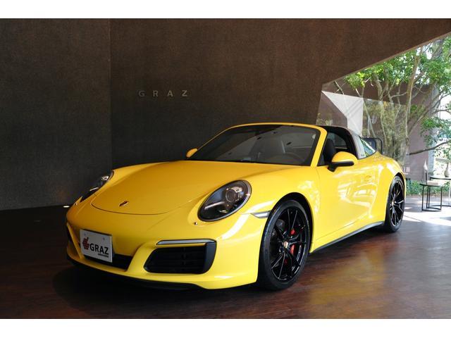 ポルシェ 911 911タルガ4S