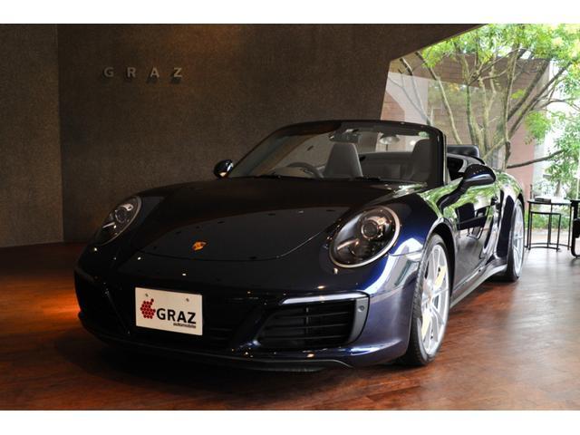 ポルシェ 911 911カレラ4 カブリオレ