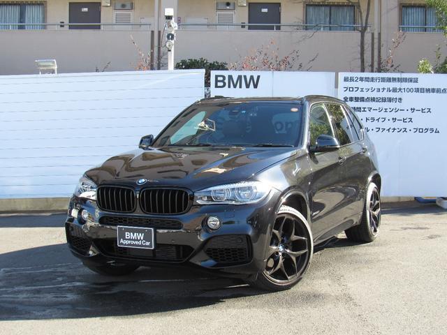 BMW xDrive 35i MスポーツレザーシートACCサンルーフ