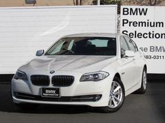 BMW523iレザーシート全国1年保証付 1オナ 禁煙車