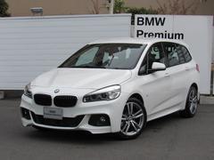 BMW218iグランツアラーMスポーツ18インチAW全国2年保証付
