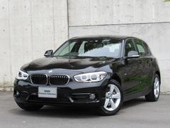 BMW118d スポーツ弊社デモカー使用車全国2年保証付