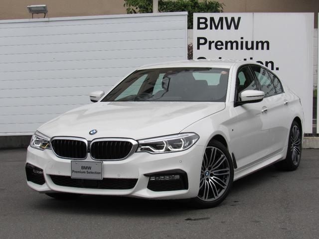 BMW 523d Mスポーツ弊社デモカー使用ACC全国2年保証付