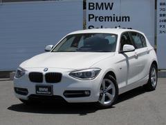 BMW116i スポーツ 全国1年保証