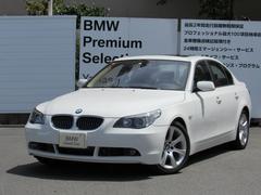 BMW550i左ハンドルサンルーフ全国6か月保証