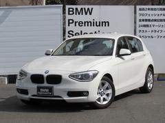 BMW116i 全国1年保証付 1オナ 禁煙車
