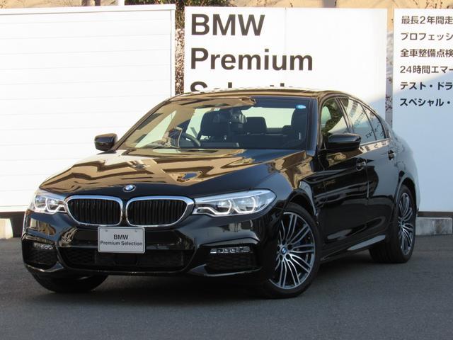 BMW 530e Mスポーツアイパフォーマンスサンルーフ元レンタカー