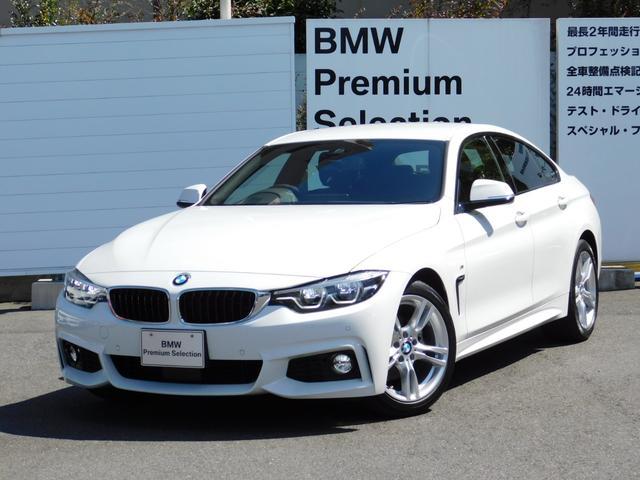BMW 420iグランクーペ Mスポーツ レザーシート全国2年保証付