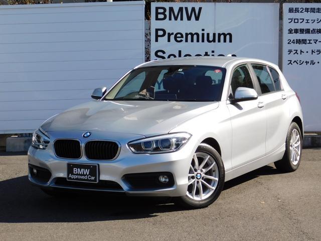 BMW 118i コンフォートpkg全国1年保証 禁煙車