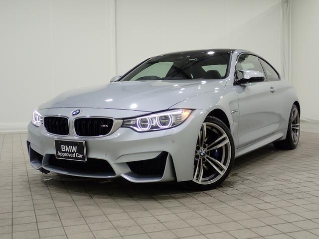 BMW M4クーペ M DCTドライブロジック 全国1年保証付