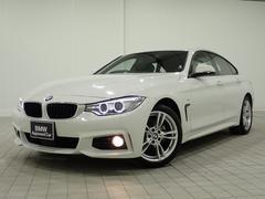 BMW420iグランクーペ MスポーツACC全国1年保証付き