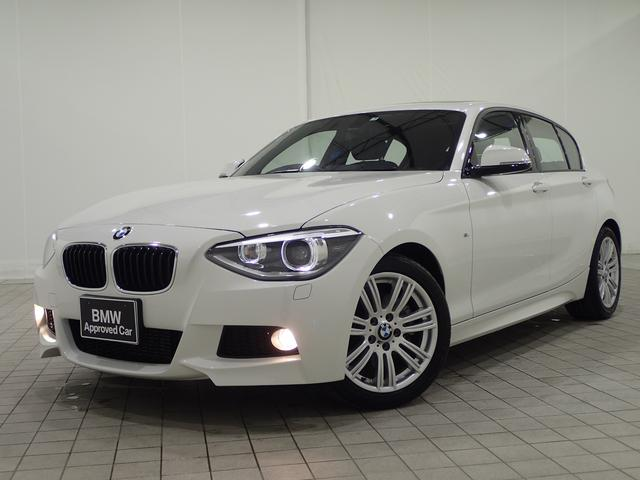 BMW 116i Mスポーツ サンルーフ Bカメラ全国1年保証付き