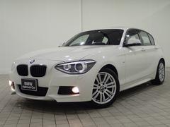 BMW116i Mスポーツ サンルーフ Bカメラ全国1年保証付き