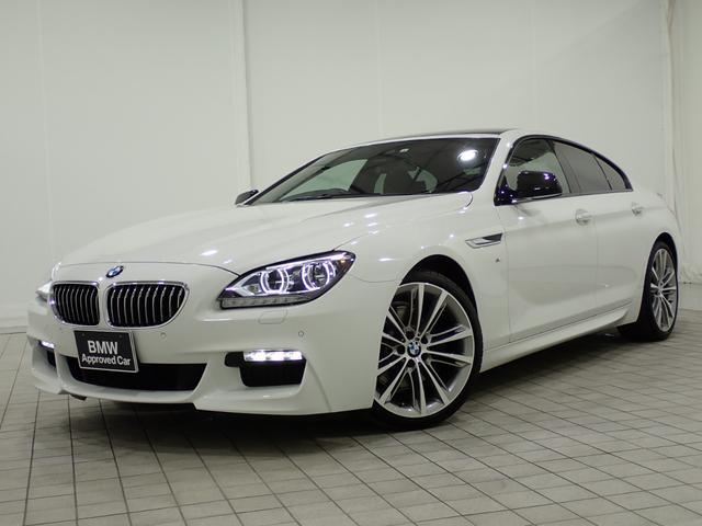 BMW 6シリーズ 640iグランクーペ Mスポーツ 20インチAW サンルーフ
