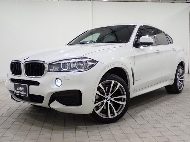 X6(BMW) xDrive 35i Mスポーツ 中古車画像