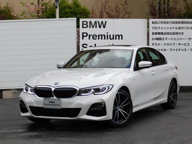 BMW 320d xDrive Mスポーツ サンルーフ 2年保証