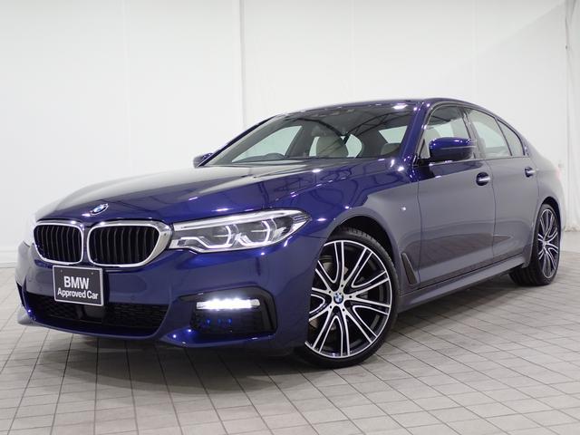 BMW 5シリーズ 523d Mスポーツ 20AWアイボリーレザー全国1年保証