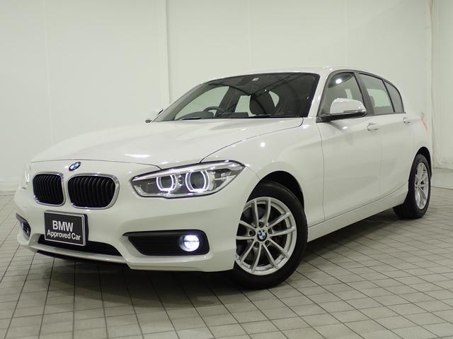 BMW 118i 全国1年保証付 禁煙車 純正HDDナビ