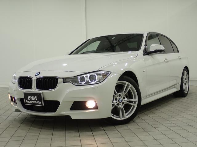 BMW 320i Mスポーツ ACC・18インチAW・全国1年保証付き・ワンオーナー
